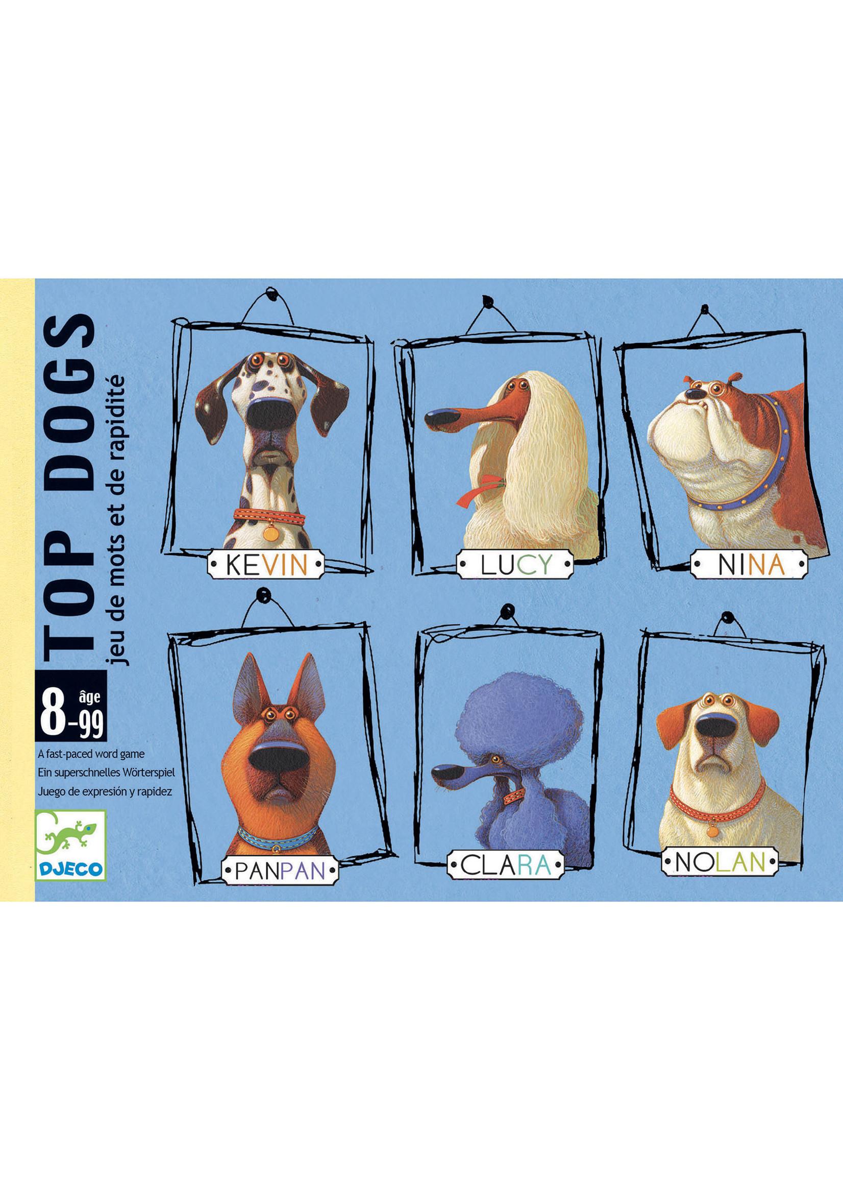Djeco Top Dogs