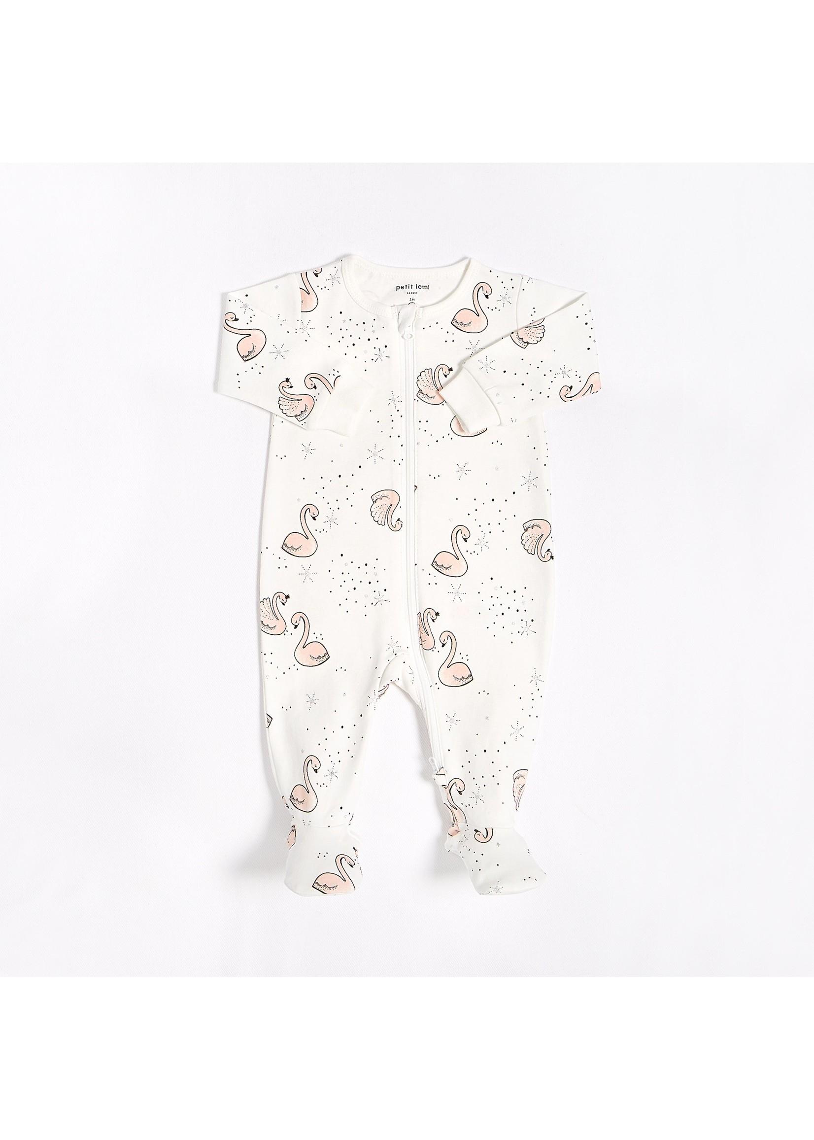 Petit Lem Pyjama Modern Swan