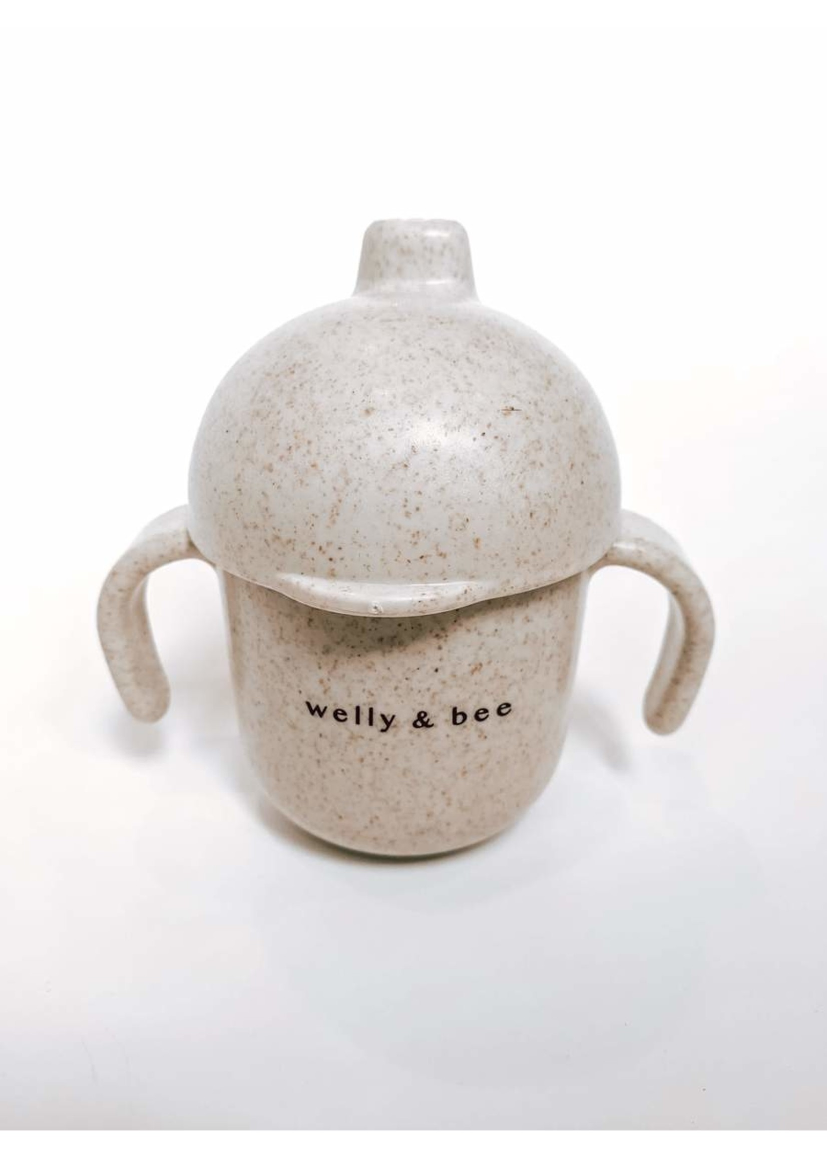 Welly & Bee Verre à Bec Wheat