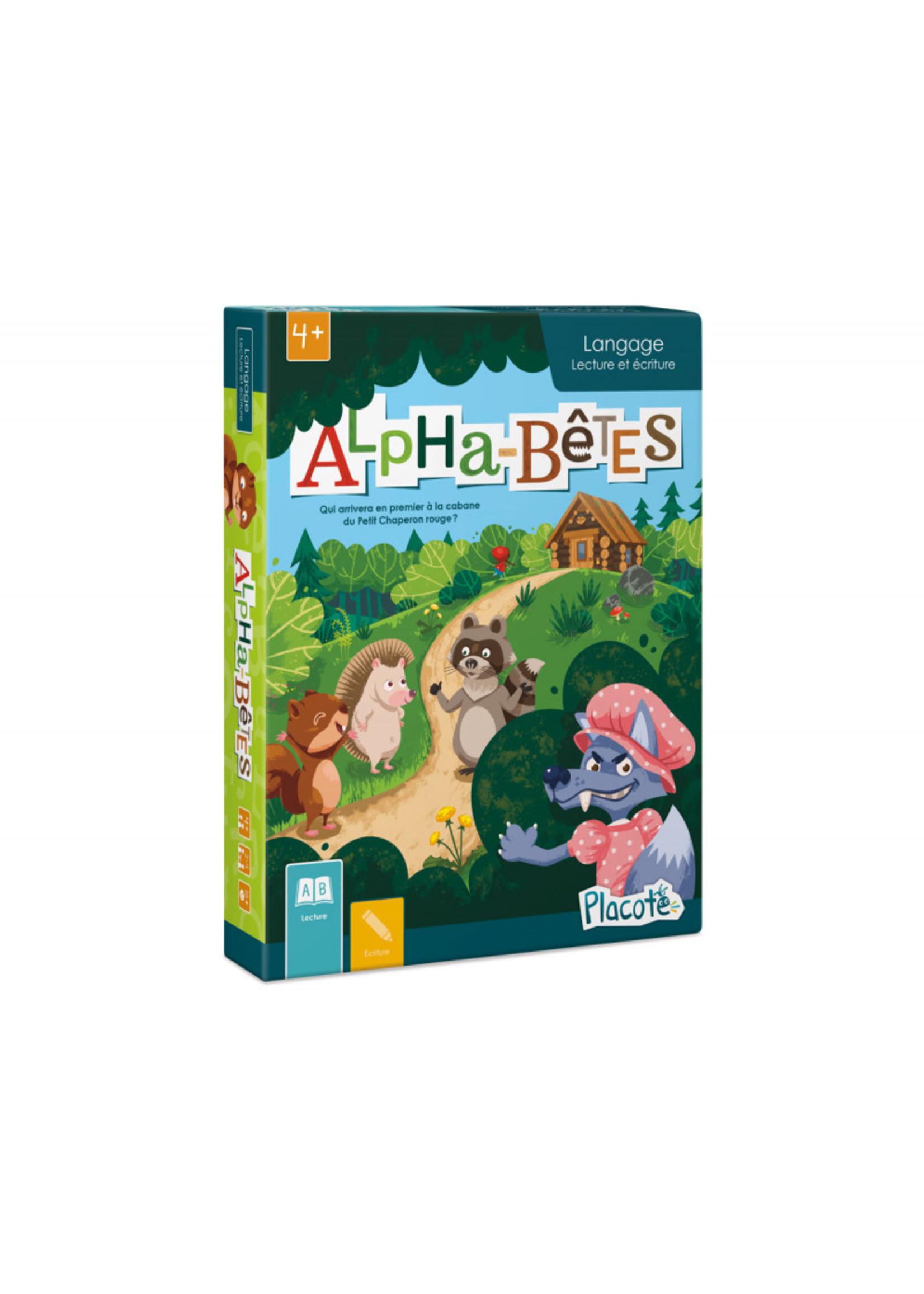 Placote Alpha-bêtes