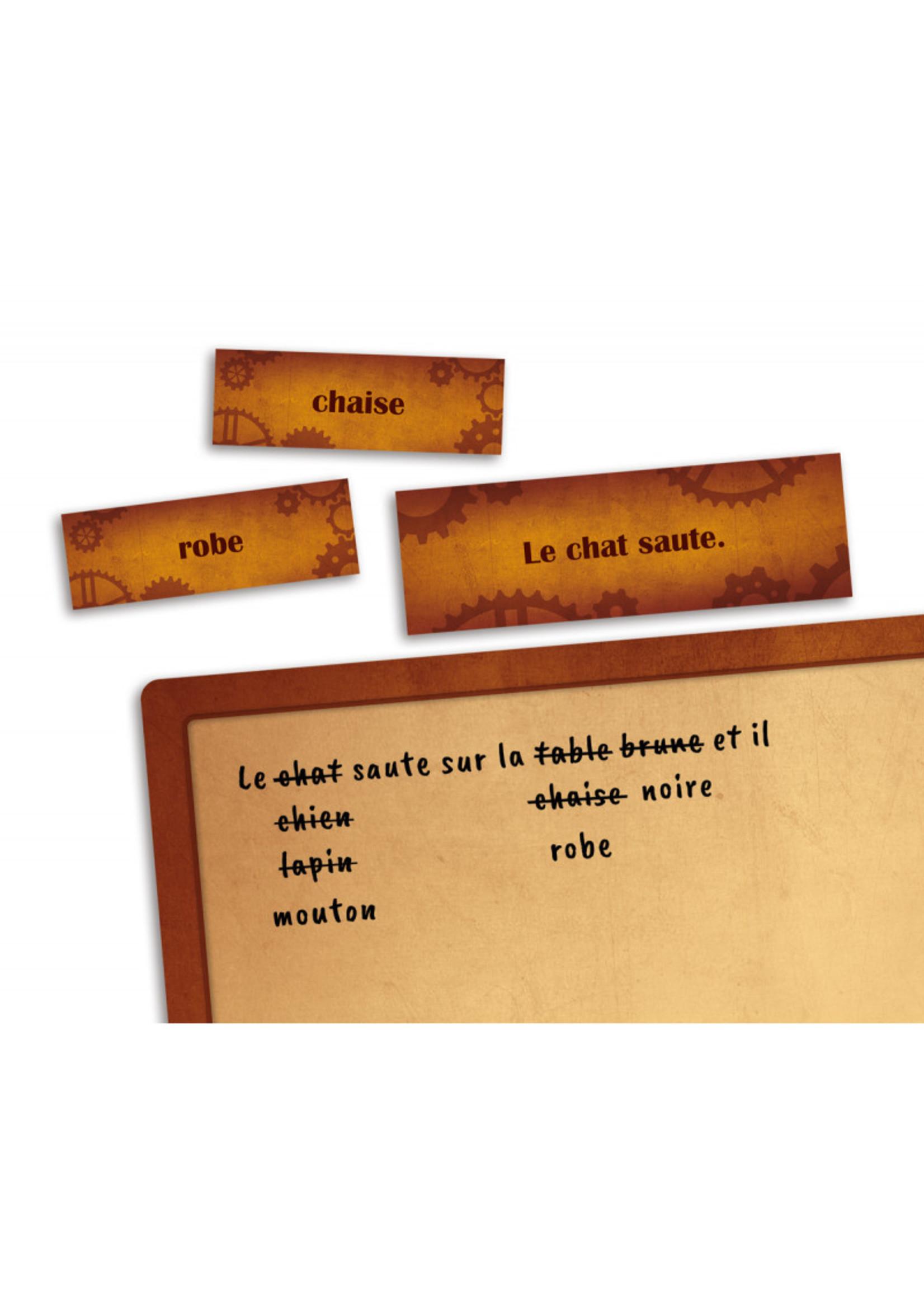 Placote Mémoire télescopique