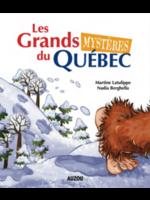 Auzou Les grands mystères du Québec