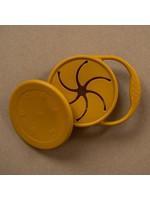 Minika Bol à collation en silicone Ocre