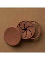 Minika Bol à collation en silicone Cacao
