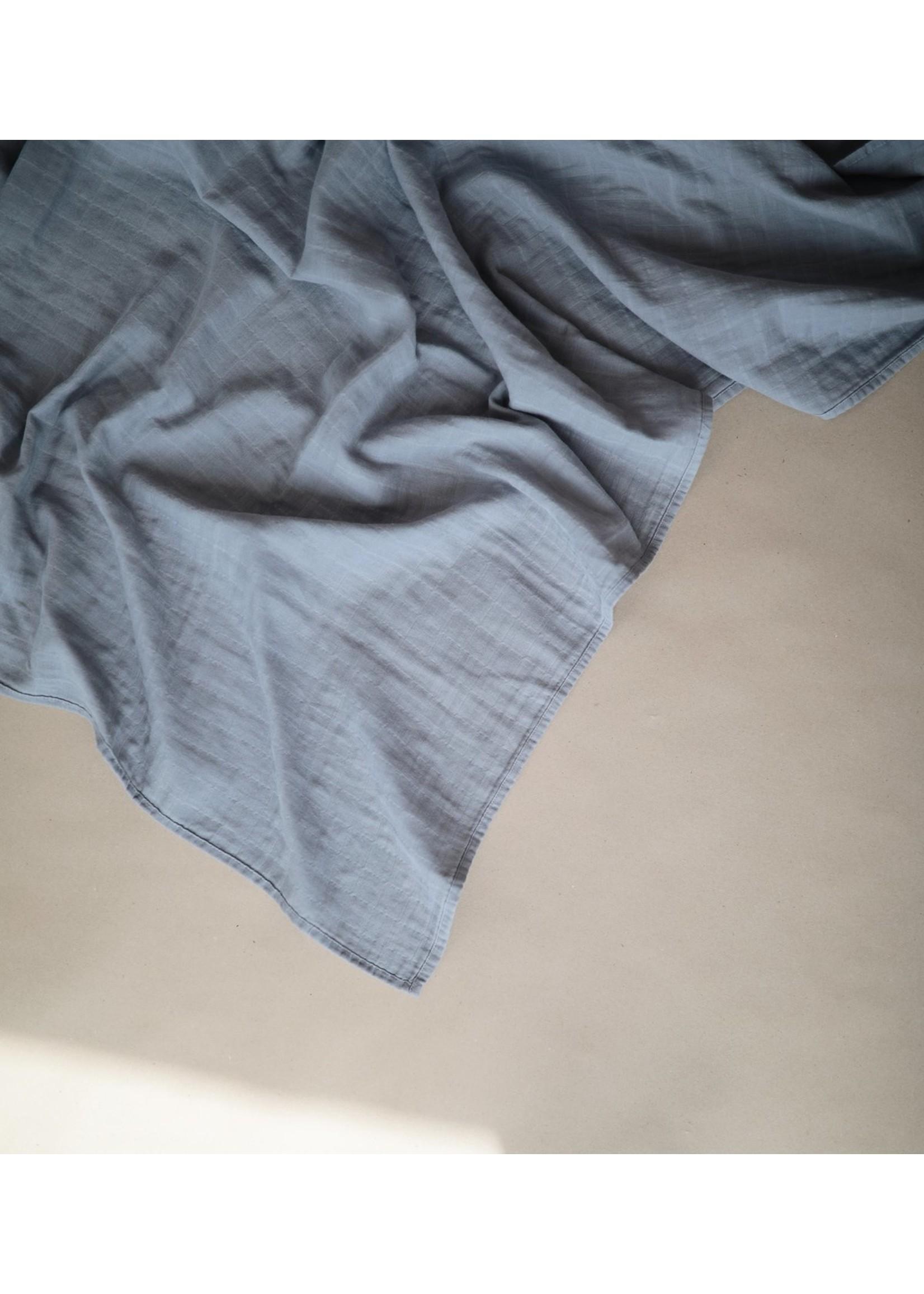 Mushie Couverture en mousseline Tradewinds