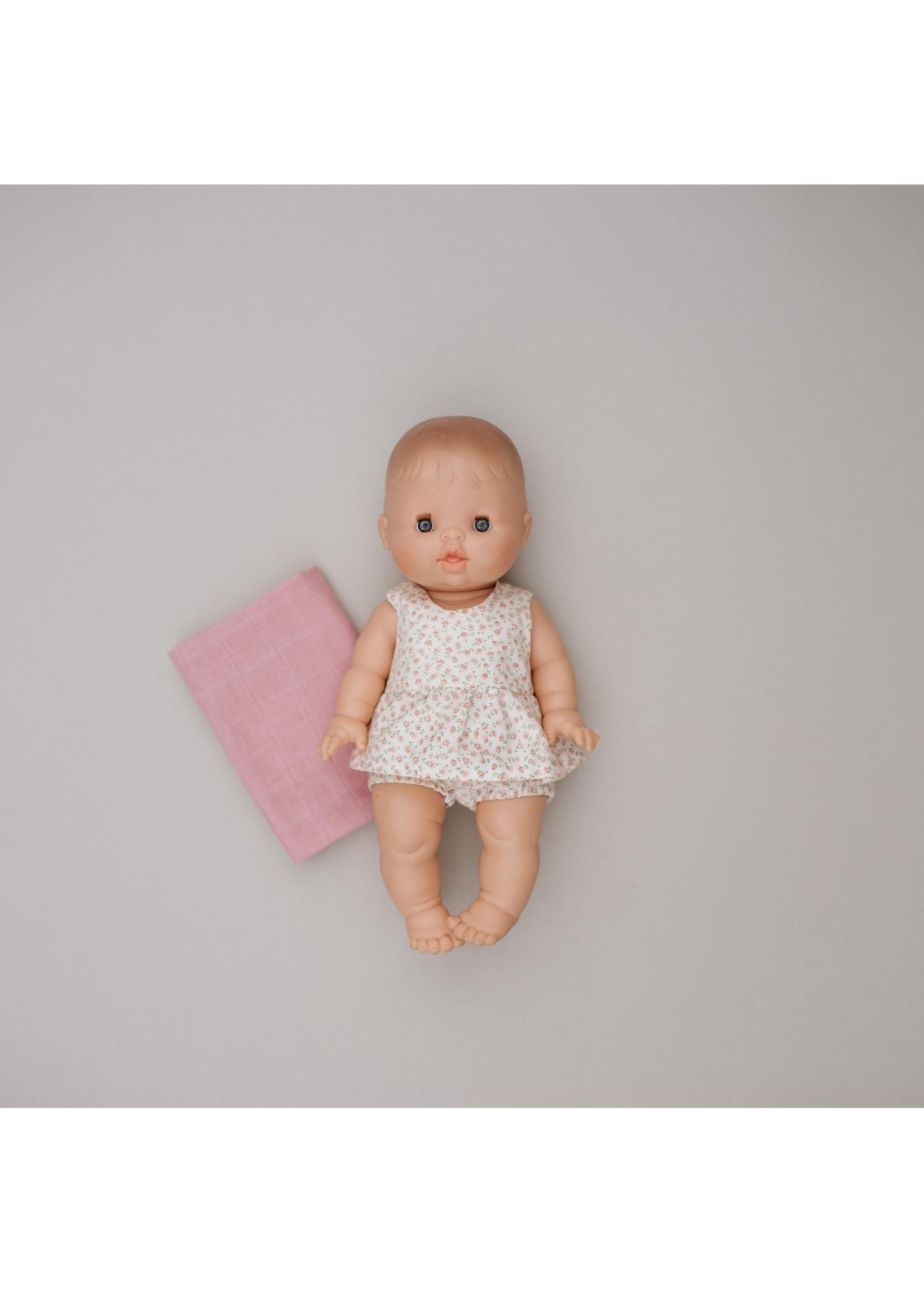 Les petites natures Vêtement pour poupée Blossom