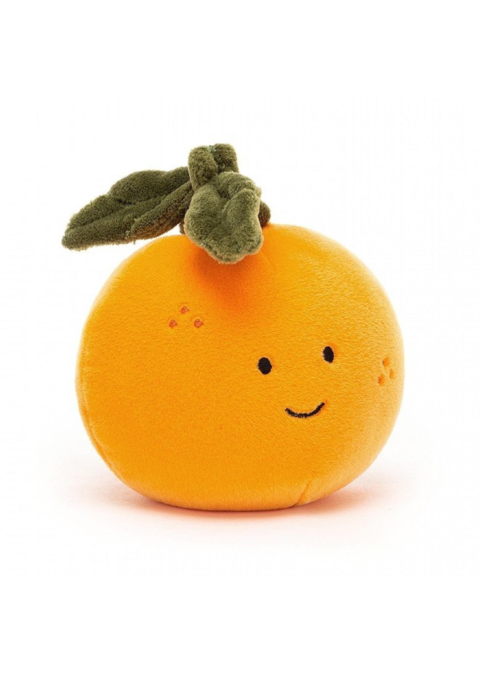 Jellycat Peluche Orange