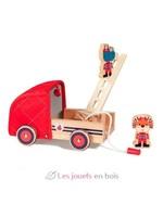 LILLIPUTIENS Camion de pompier Marius
