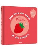 Auzou Mon livre des odeurs et des couleurs - Les fruits
