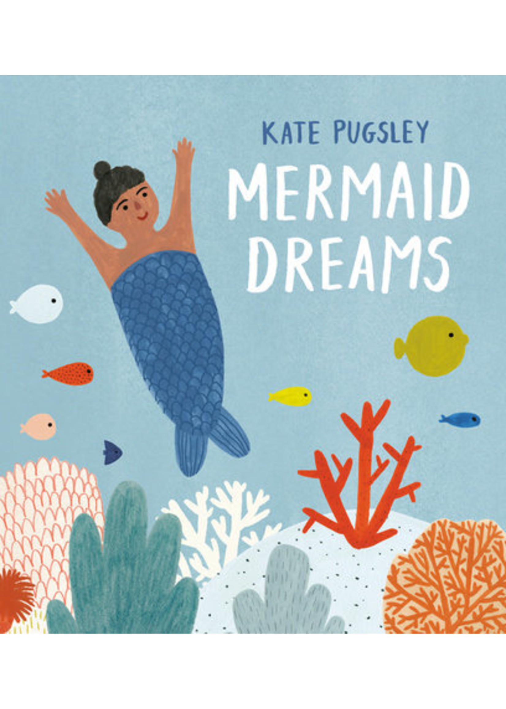 Tundra Mermaid Dreams (Board Book)