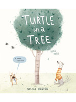 Dial Turtle in a Tree