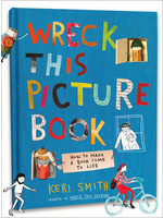 Dial Wreck This Picture Book
