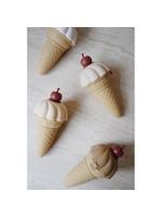 Konges Slojd Moules à crème glacée en silicone