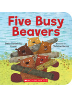 Scholastic Five Busy Beavers