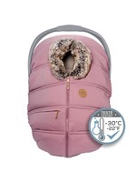 Petit Coulou Housse Hiver   -Sorbet Loup