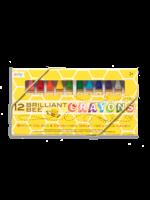 Ooly Crayon de cire Brilliant Bee