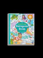 Ooly Livre à colorier Outrageous Ocean