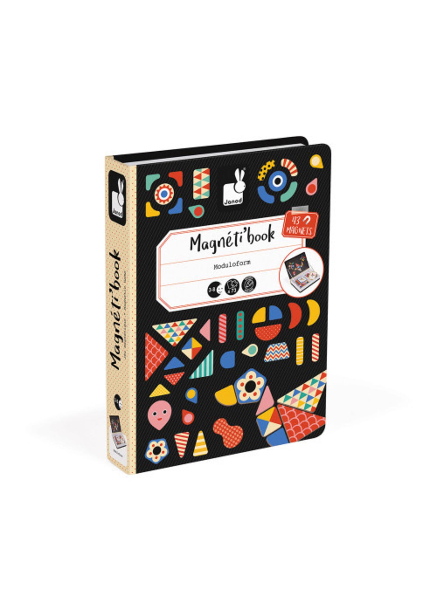 Janod Magnéti'book - Moduloform