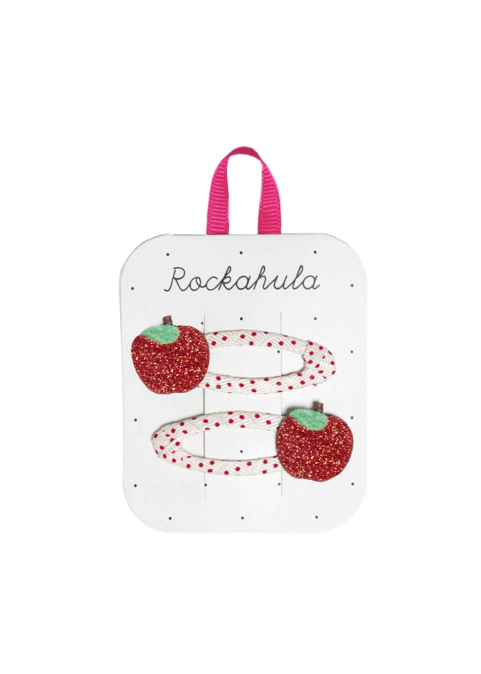 Rockahula Barrettes Rosy Apple