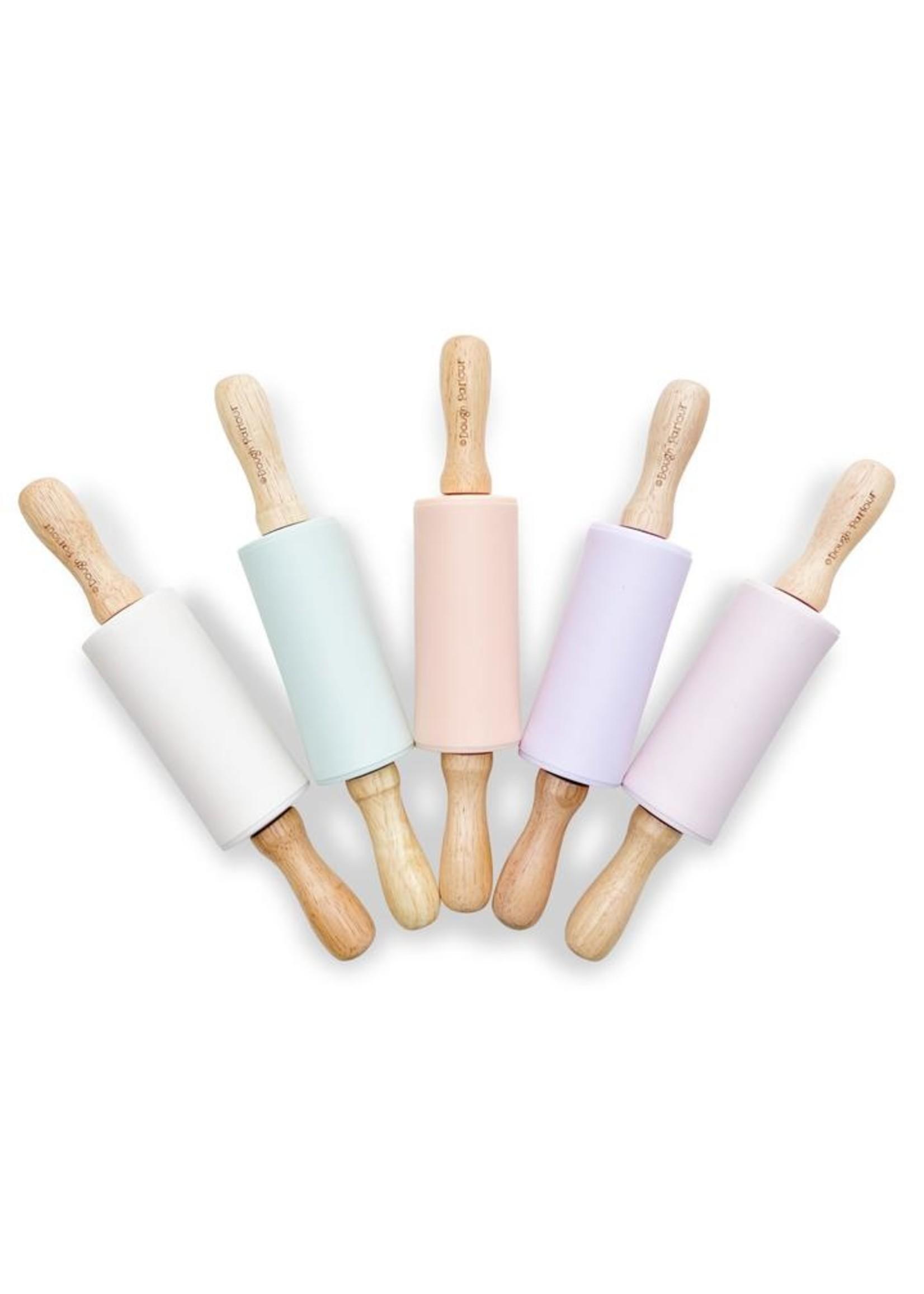 Dough Parlour Rouleau en silicone Peach