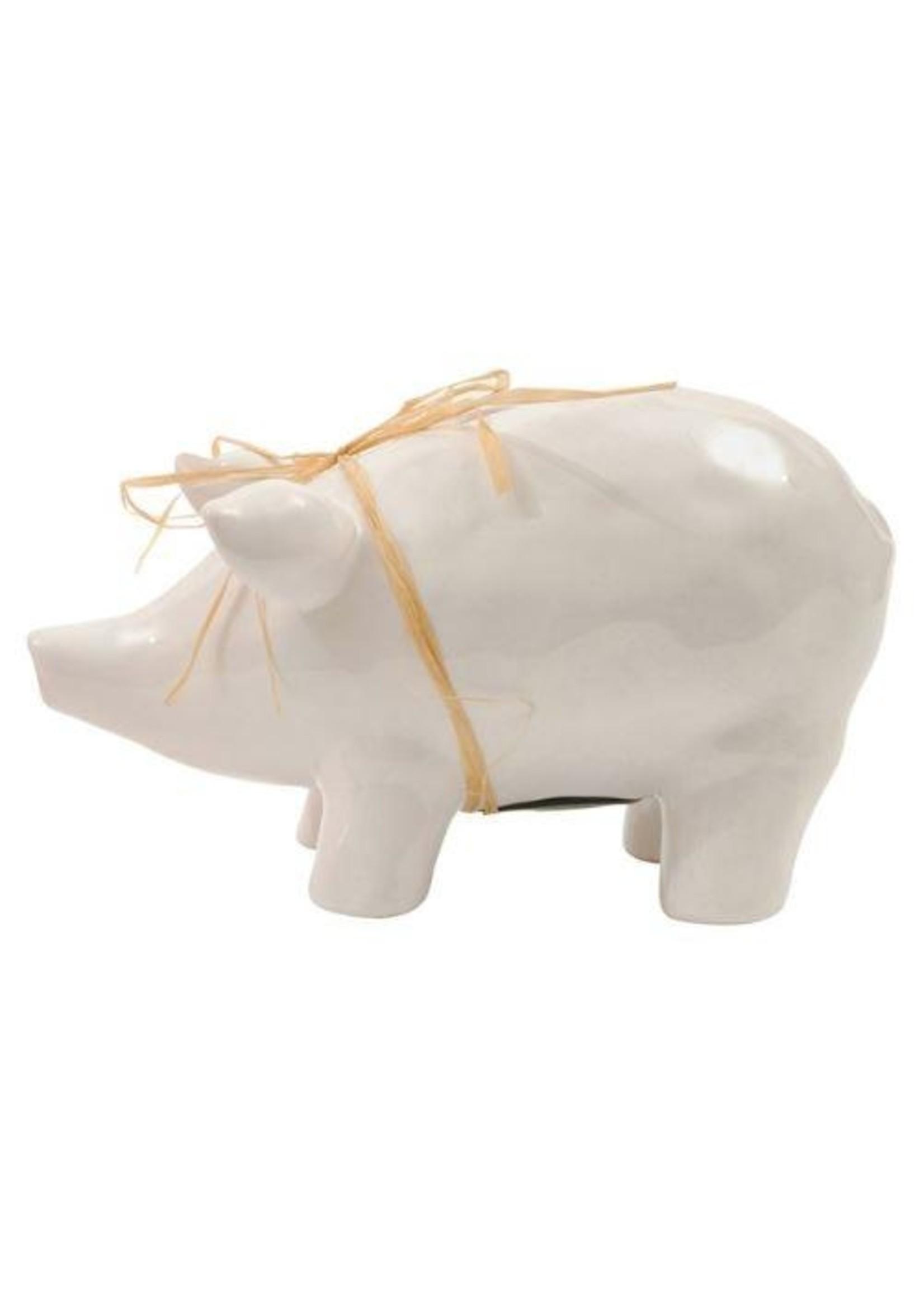 Creative Coop Tirelire Cochon