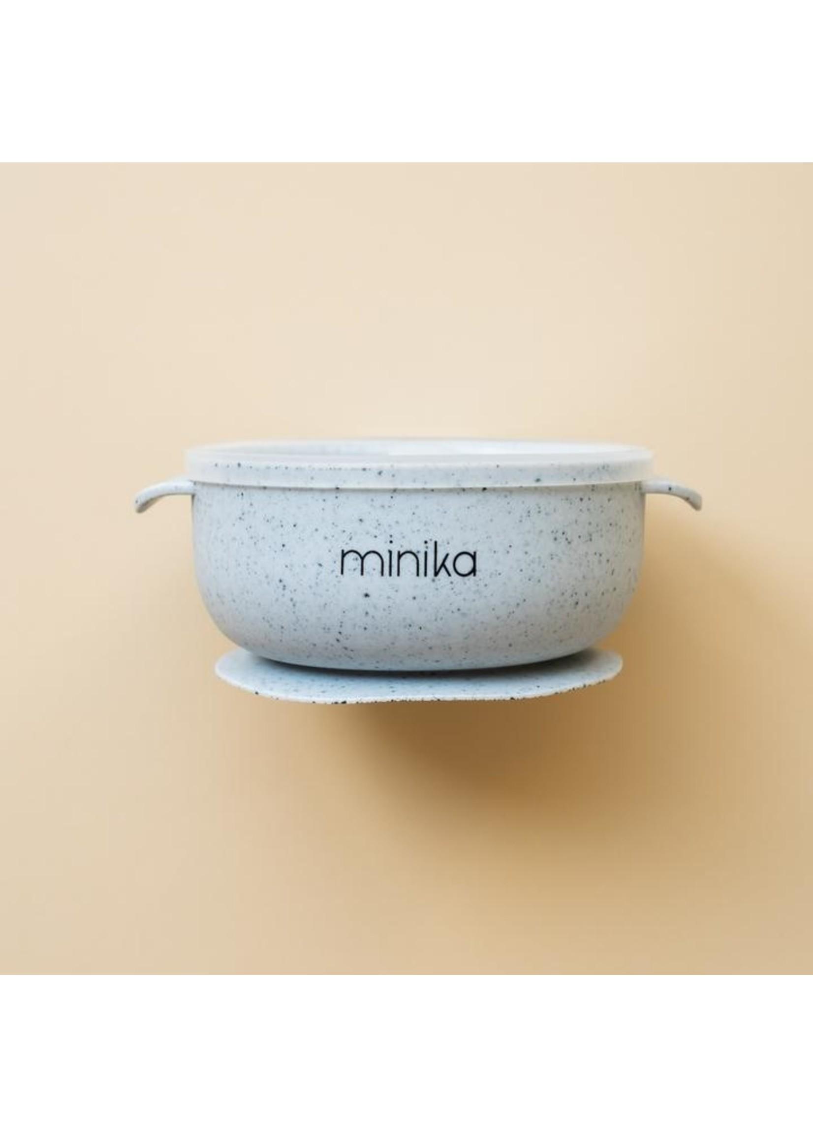 Minika Bol de silicone Ice