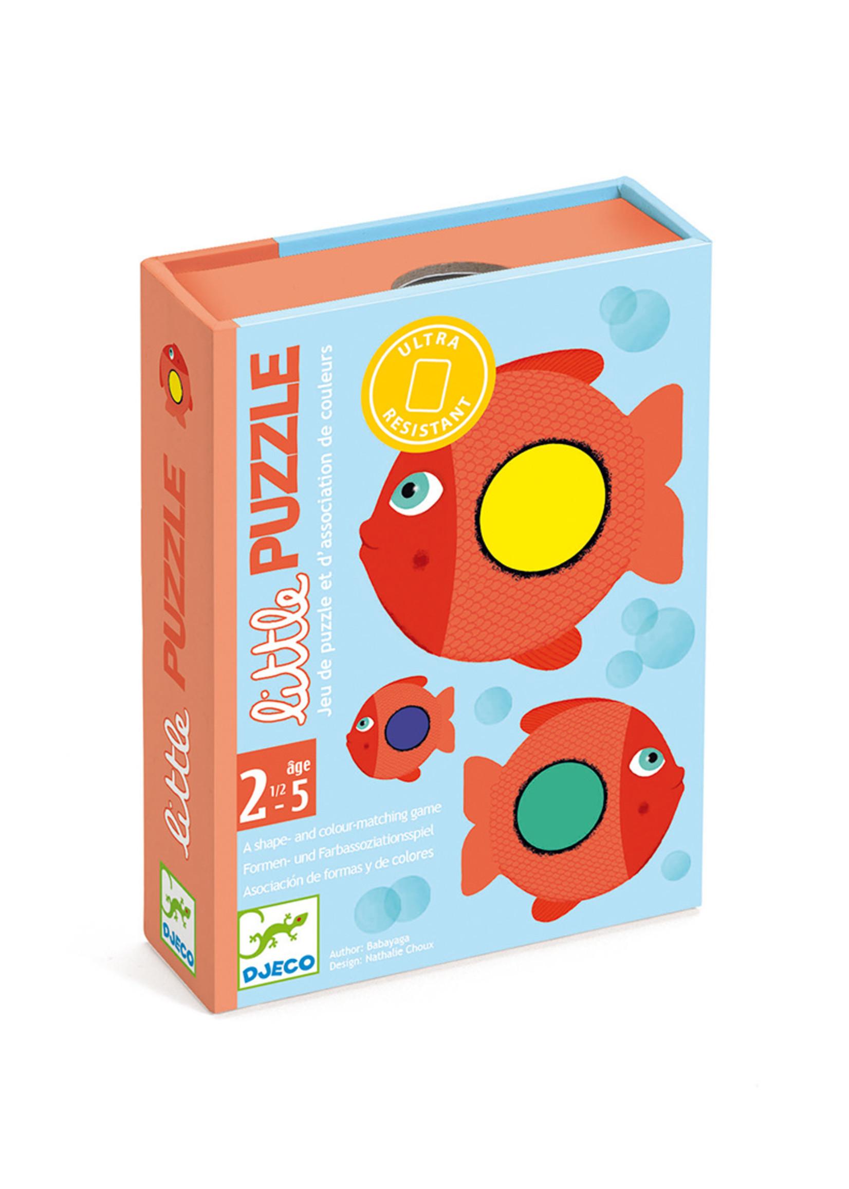 Djeco Little Puzzle