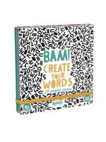 Londji Étampes en bois BAM Alphabet