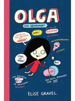 Scholastic Olga 2, On déménage!