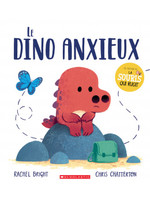 Scholastic Le dino anxieux