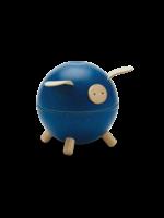 Plan Toys Tirelire Bleue