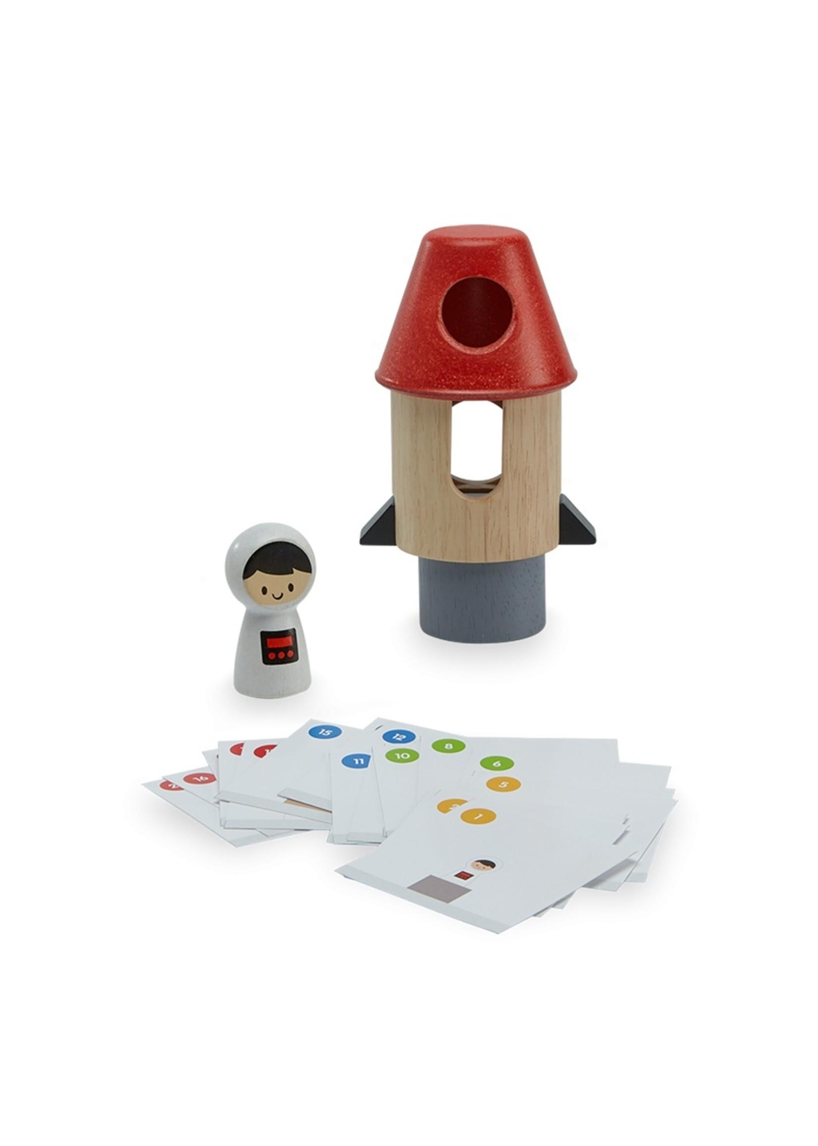 Plan Toys Jeu Navette Spatiale