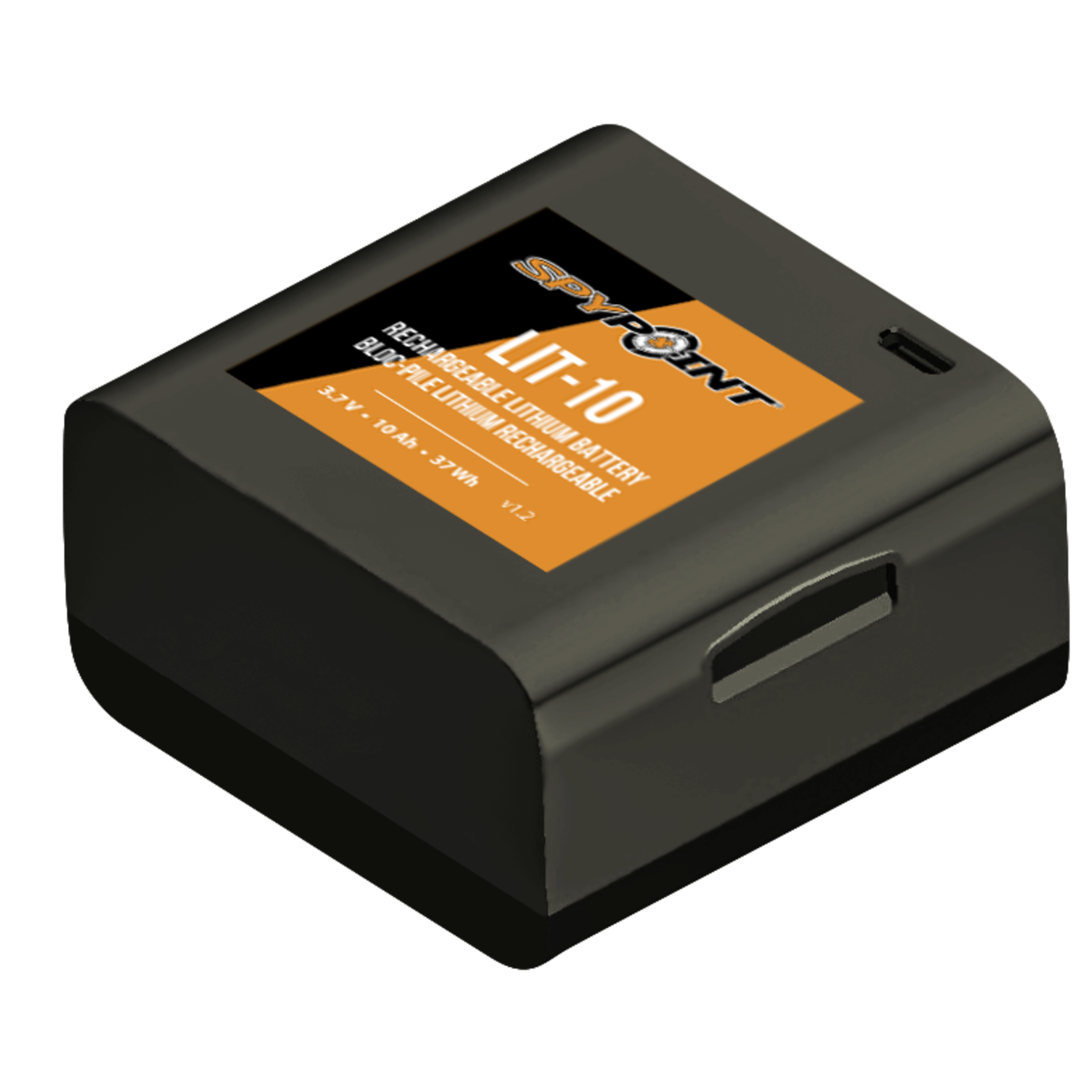 Spypoint Lithium battery  ( for Micro + CELL-LINK )/LIT-10