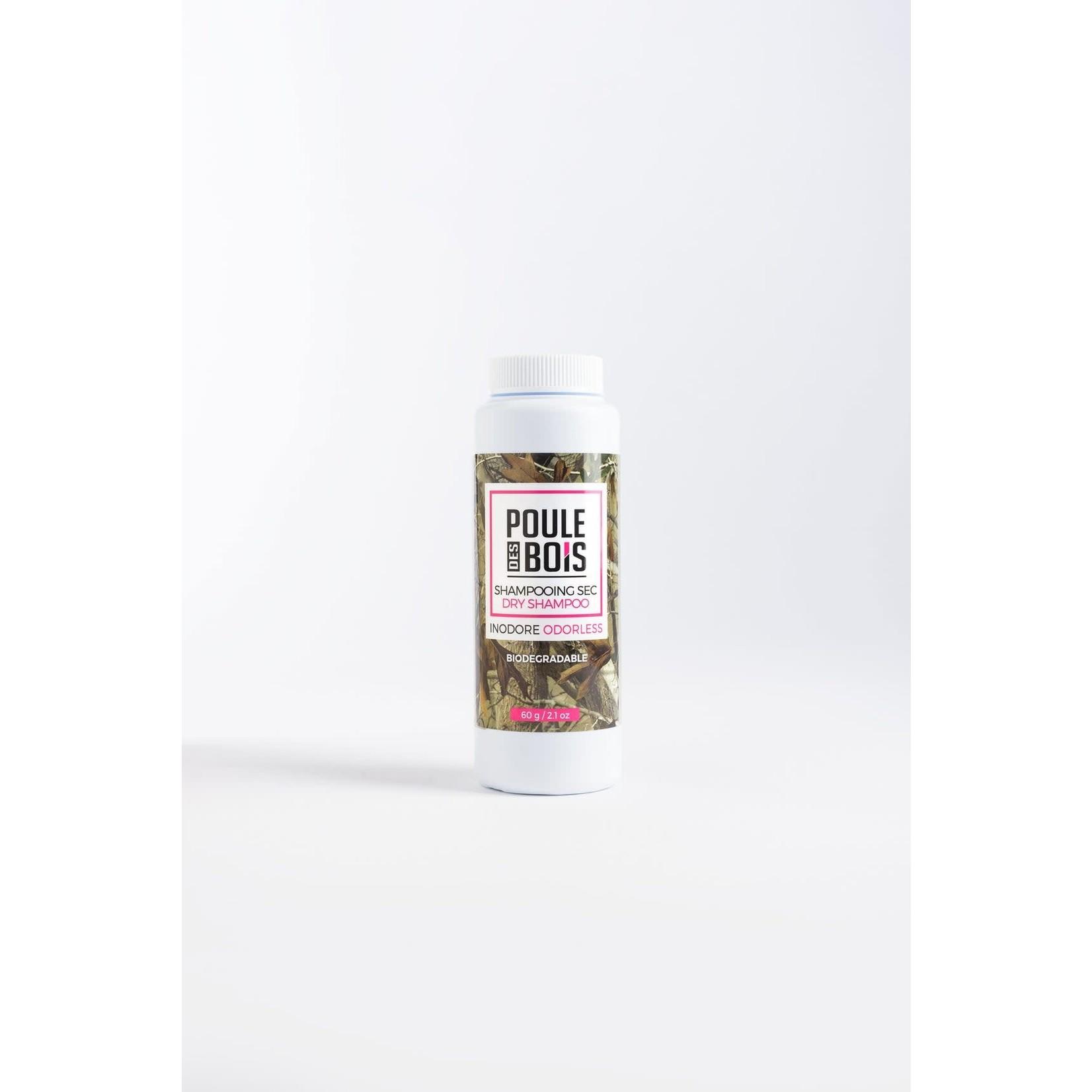 Poules des Bois dry shampoo 60g