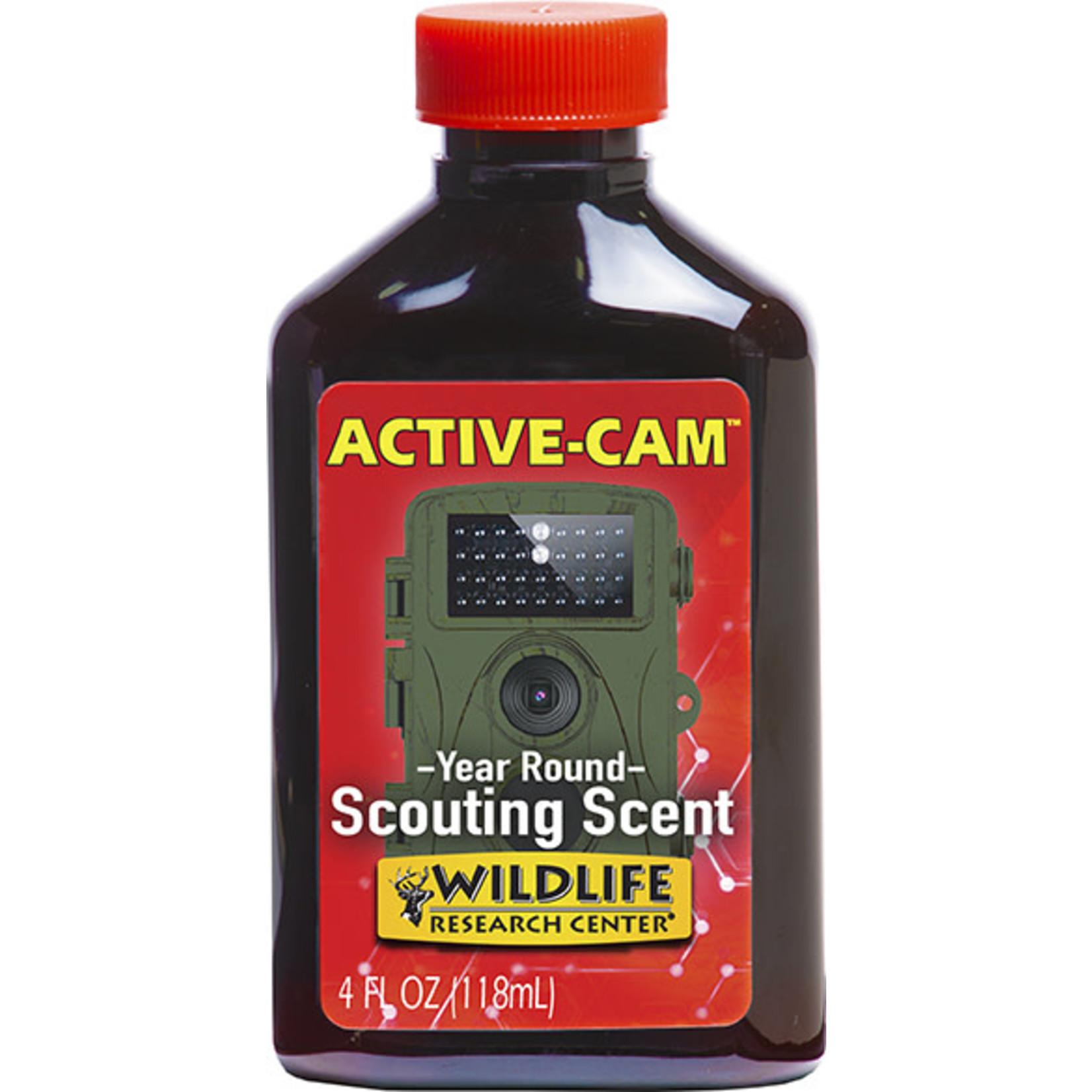 Wildlife Research Center Active-Cam (Trail Camera Scent) 4 FL OZ