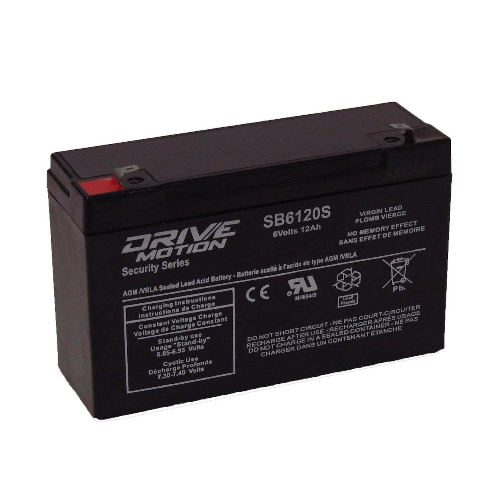Boly Batterie 6V