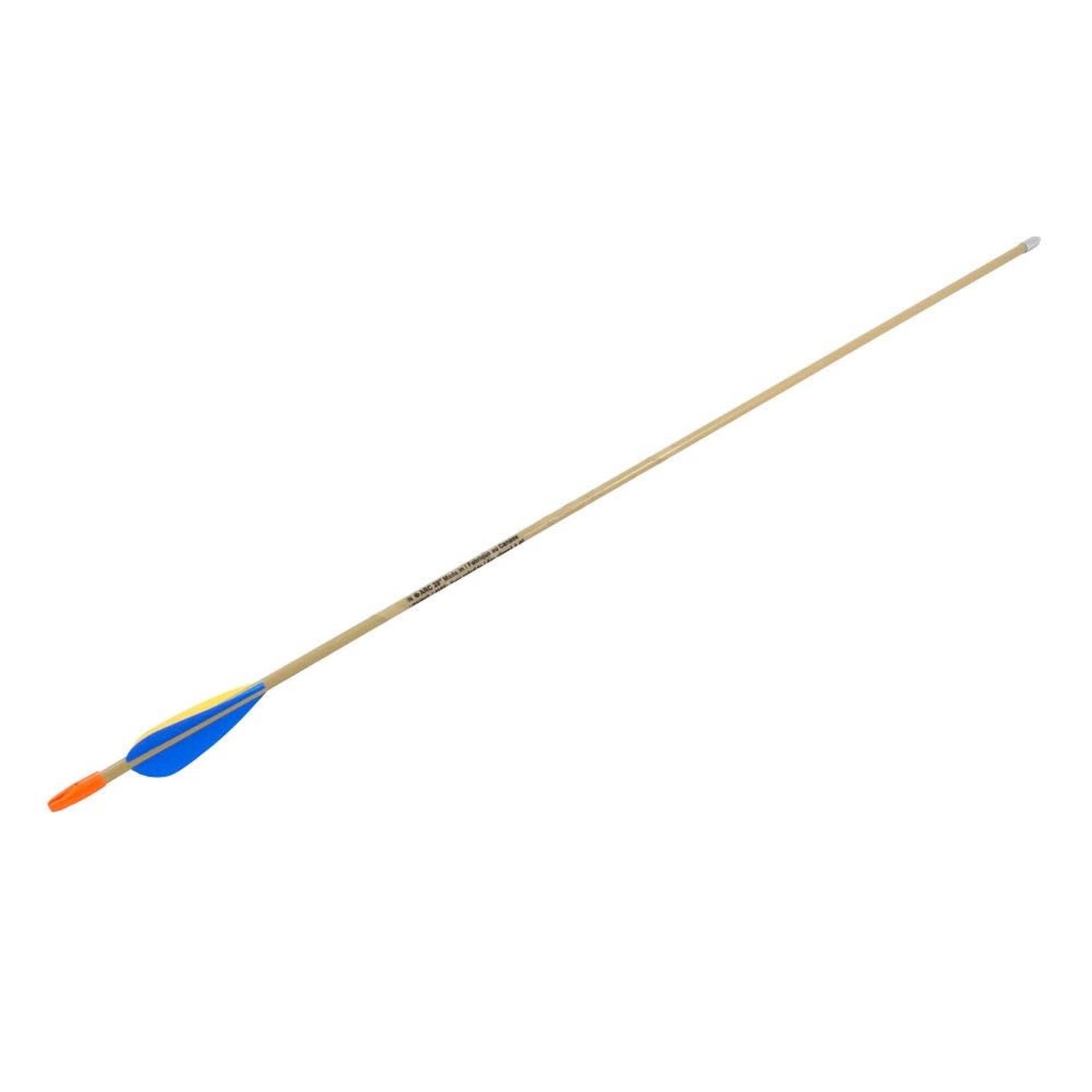 Can Arc Fiberglass Arrows
