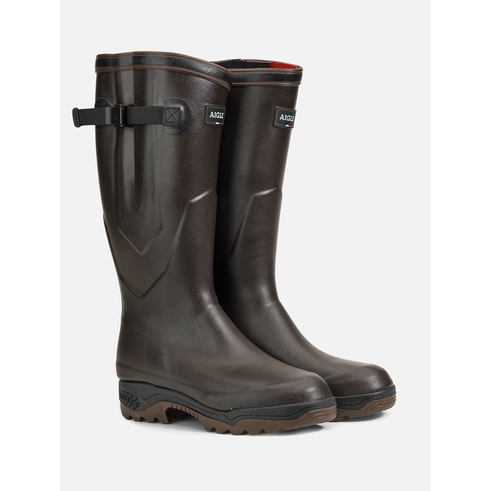 Aigle Anti-fatigue hunting boots Parcours 2 ISO