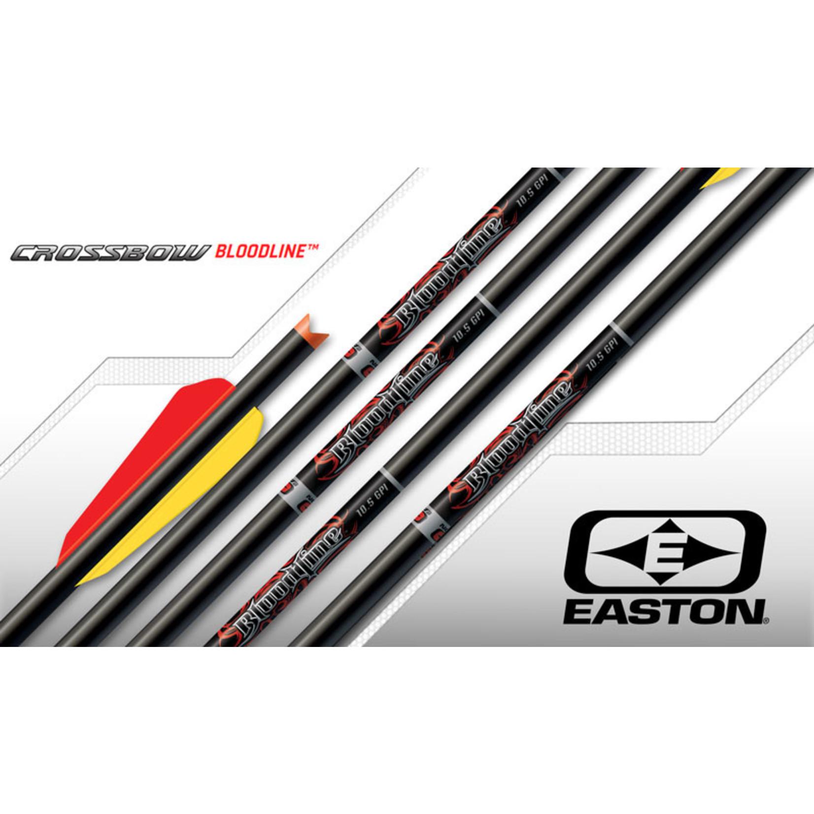 Crossbow Arrows Bloodline Carbon 22''M/N 4''Vanes