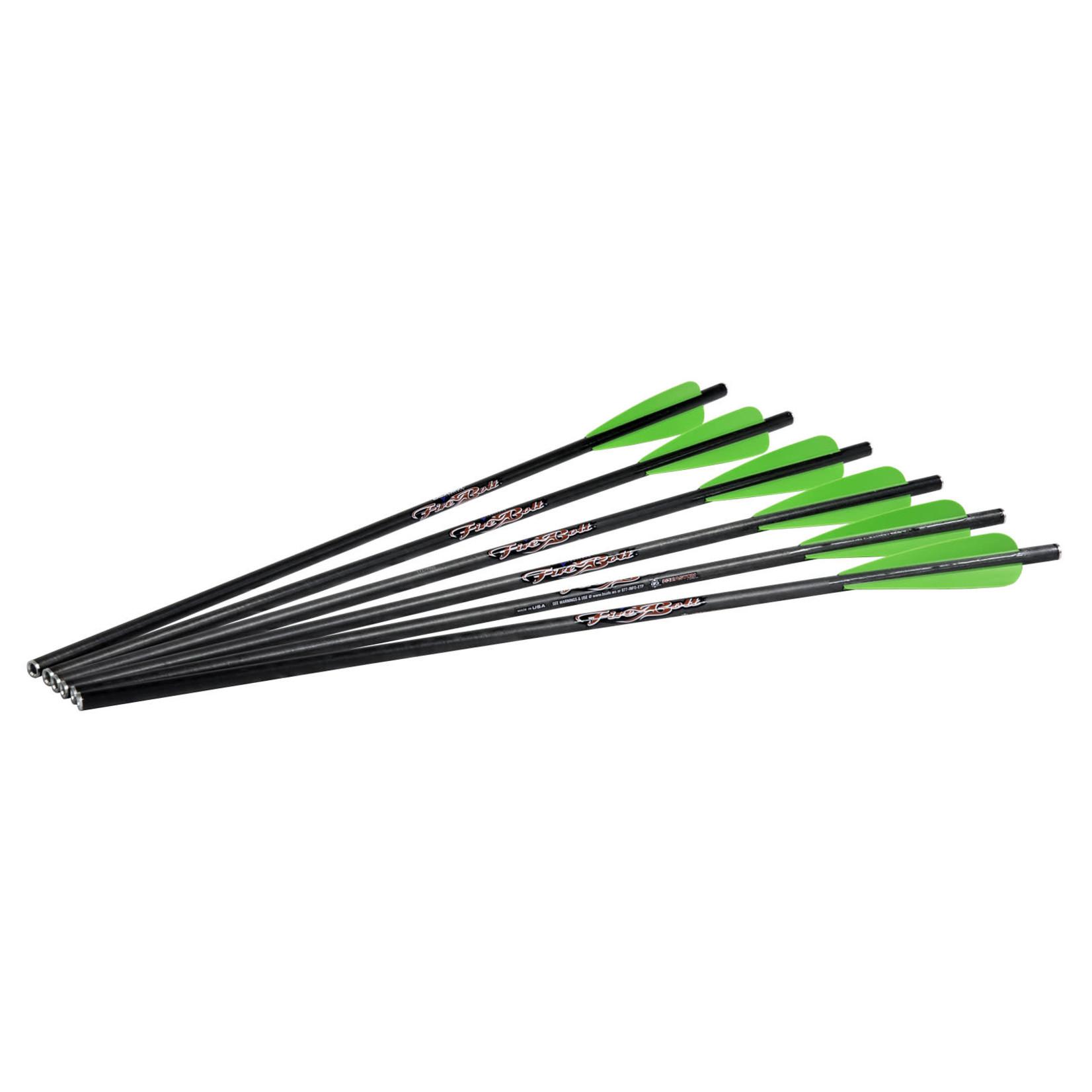 """Excalibur Firebolt Carbon Arrow 20"""" per unit"""
