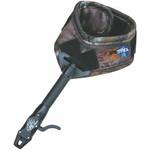 Tru Ball Archery Stinger Release /Velcro/Std Jaw/Black/Jr
