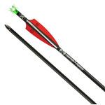 "Tenpoint EVO-X Center Punch Alpha-Brite Carbon 20"" Arrows 3pk"