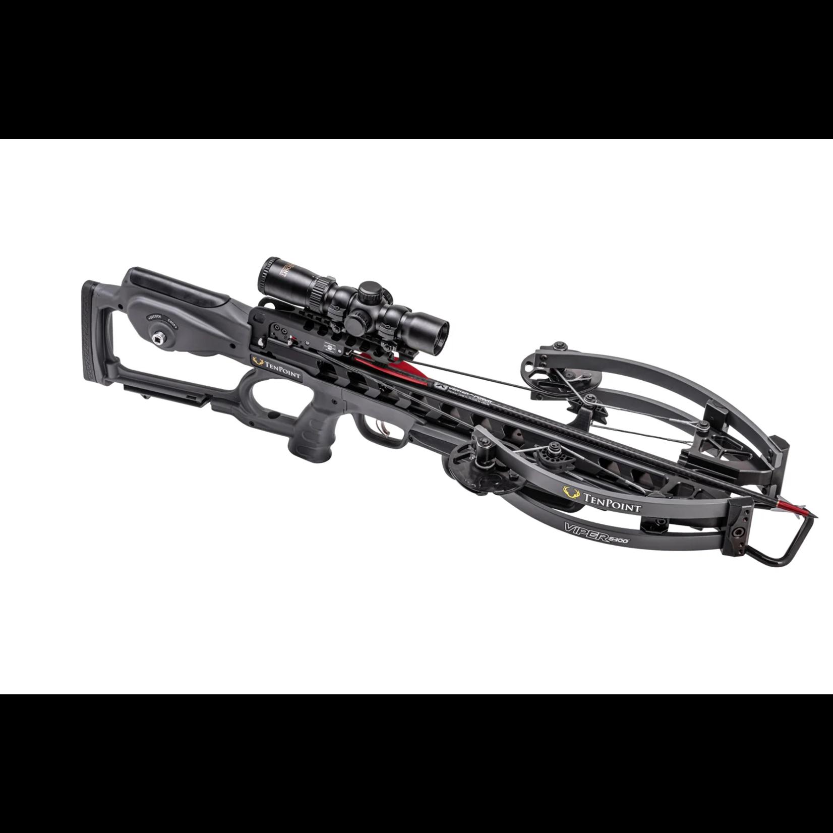 Tenpoint Viper S400 Crossbow Graphite