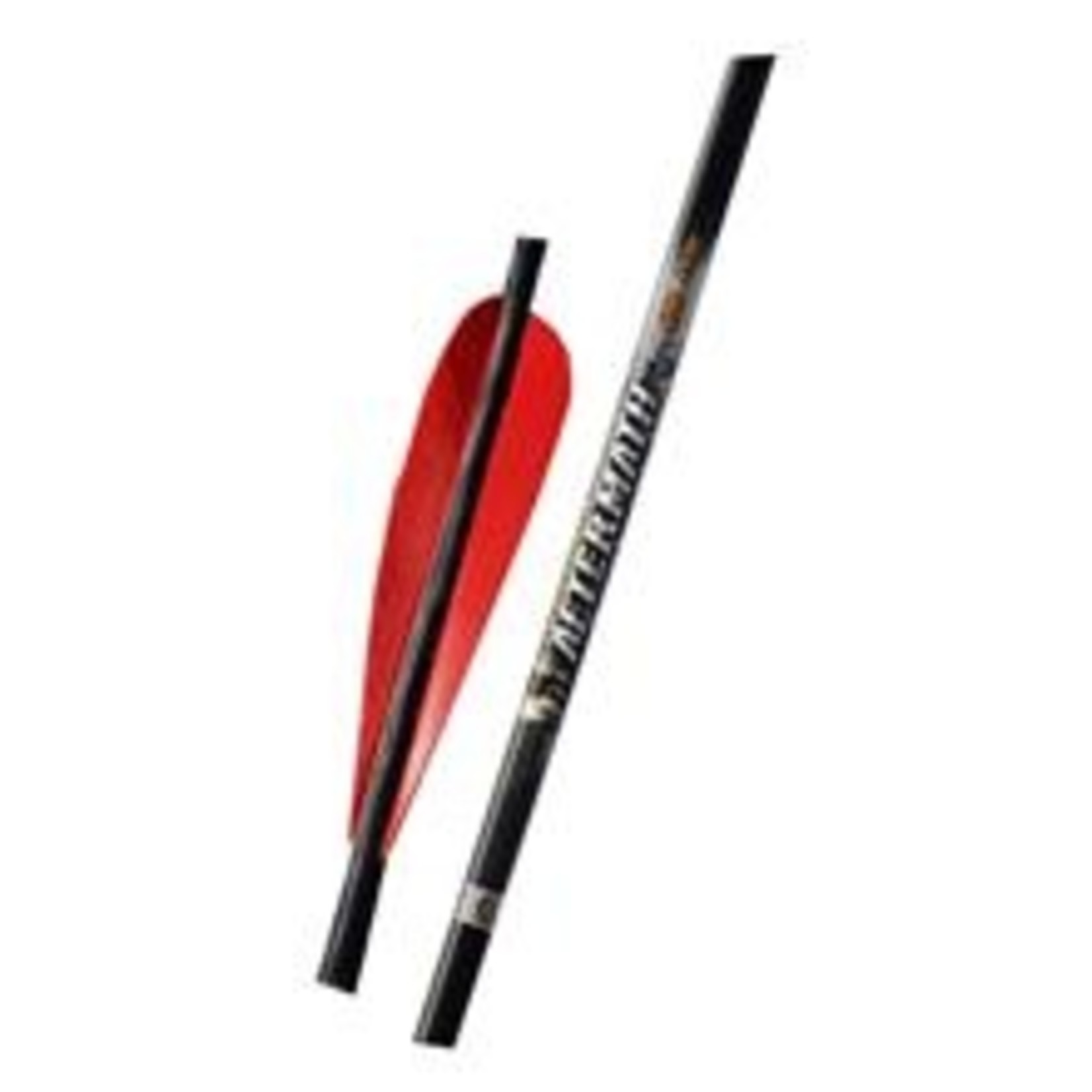 """Easton ARROWS AFTERMATH 6MM 400 5""""FEATHERS"""