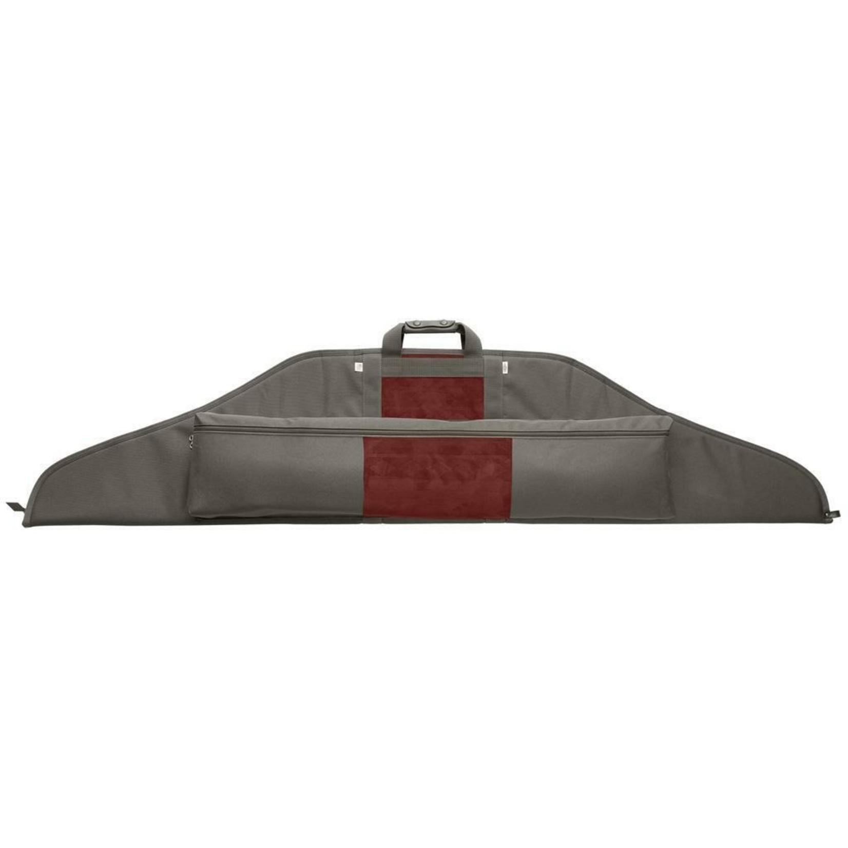 Neet Products Neet Nk-rc Recurve Bow Case Grey/burgandy 62 In.