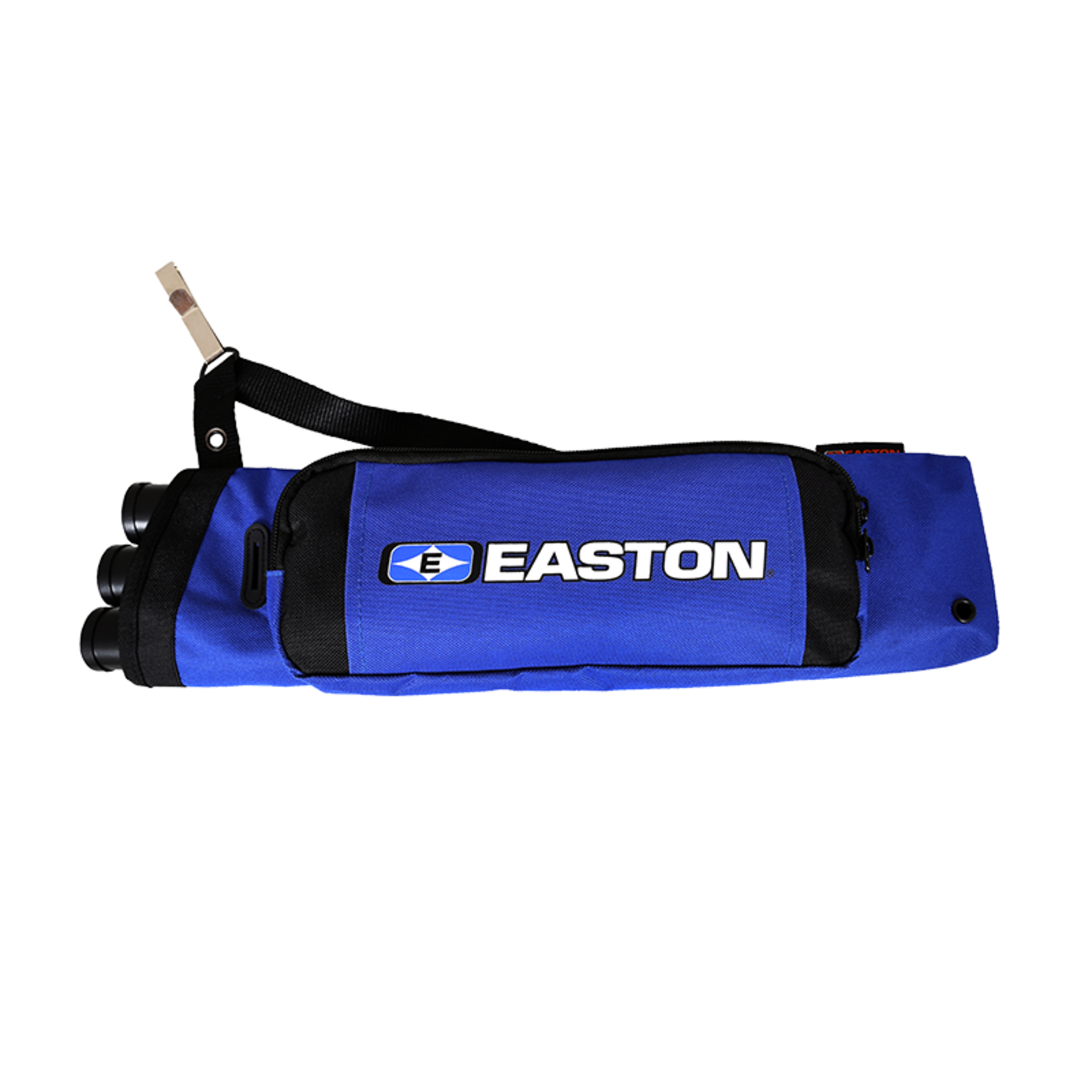 Easton FLIPSIDE 3-TUBE HIP QUIVER, FITS RH AND LH BLUE