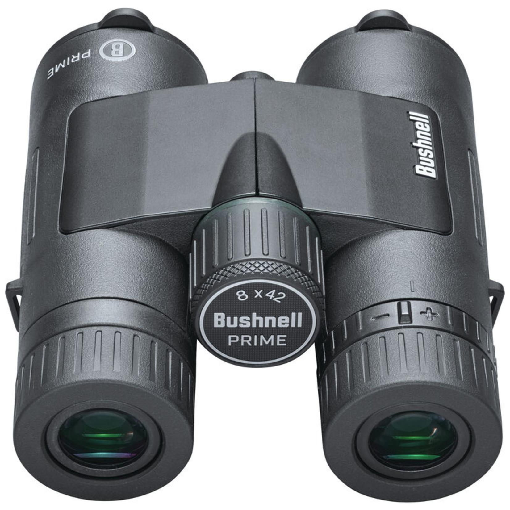 Bushnell Jumelles 8X42 Black Roof Prism Fmc, Wp/Fp, Twist-Up Eyecups