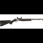CVA Carabine À Chargement Par La Bouche Cva Pr2110Sm Wolf Enox/Noire .50Cal (Ism)