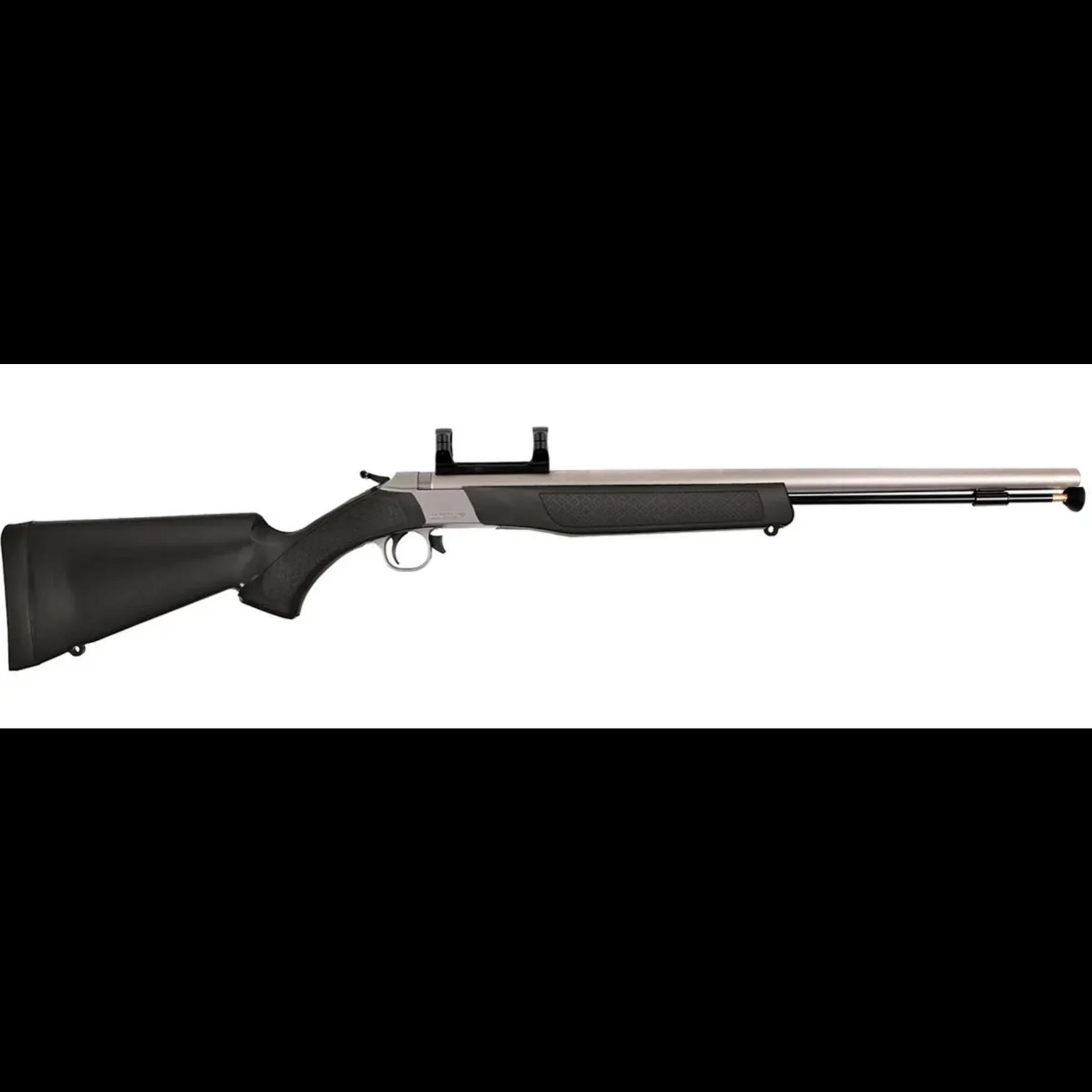CVA Cva Pr2110Sm Wolf Muzzleloading Rifle Ss/Black .50Cal (Ism)