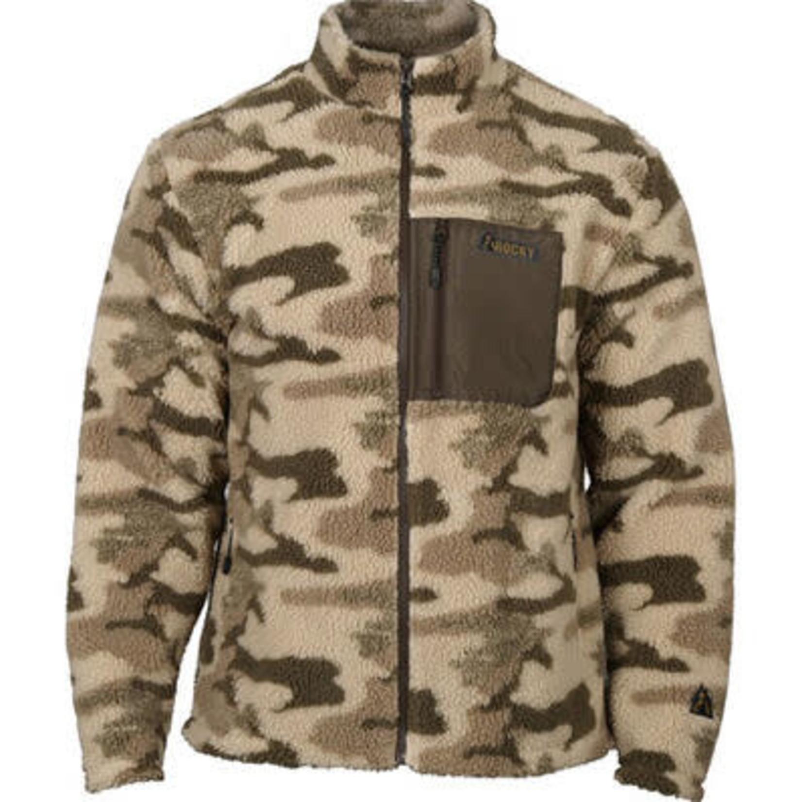 Rocky Berber Fleece Jacket-Pant Kit - Venator